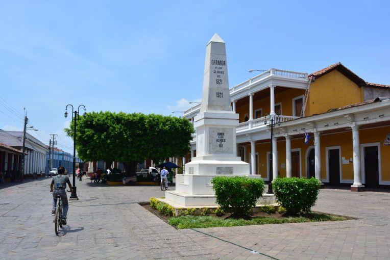 Centro Histórico de Granada, Nicarágua