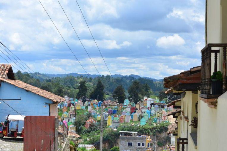 Cemitério de Chichicastenango