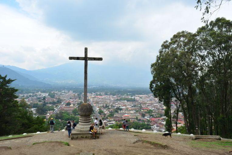 Cerro de la Cruz, Antígua Guatemala