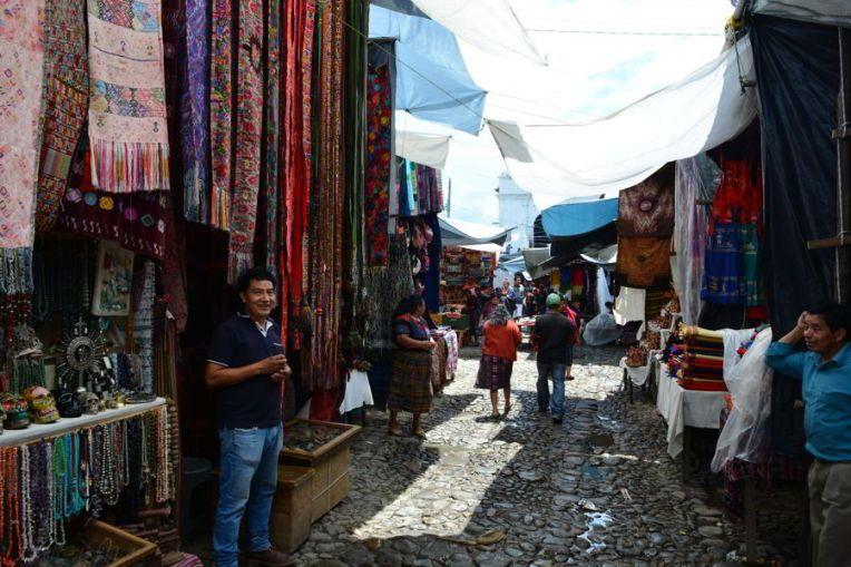 Feira de Chichicastenango