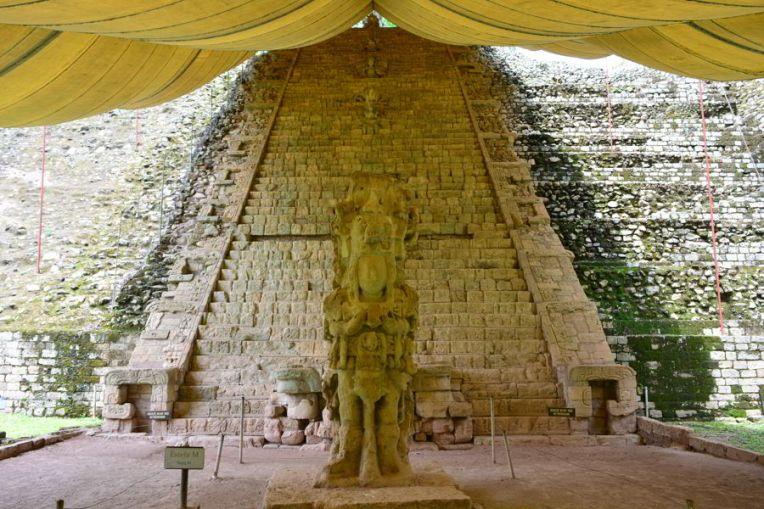 Hieróglifos de Copán