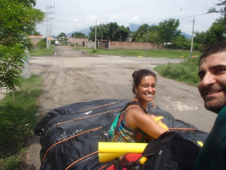 Carona em El Salvador
