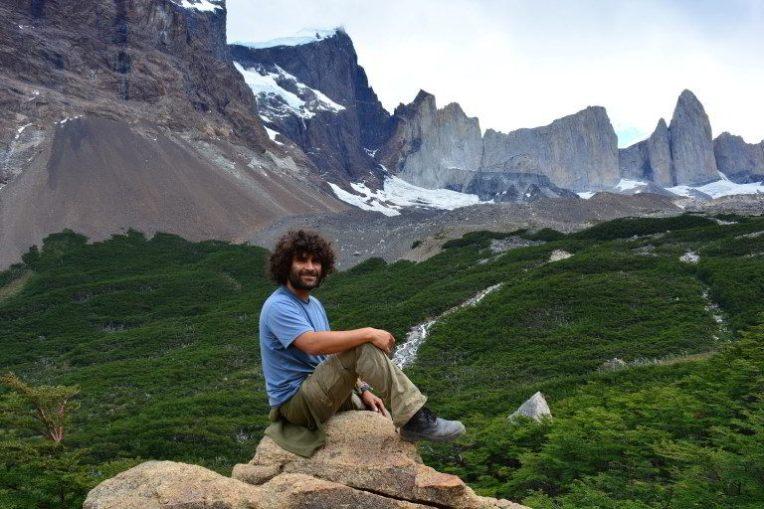 Mirador Britânico, Torres del Paine