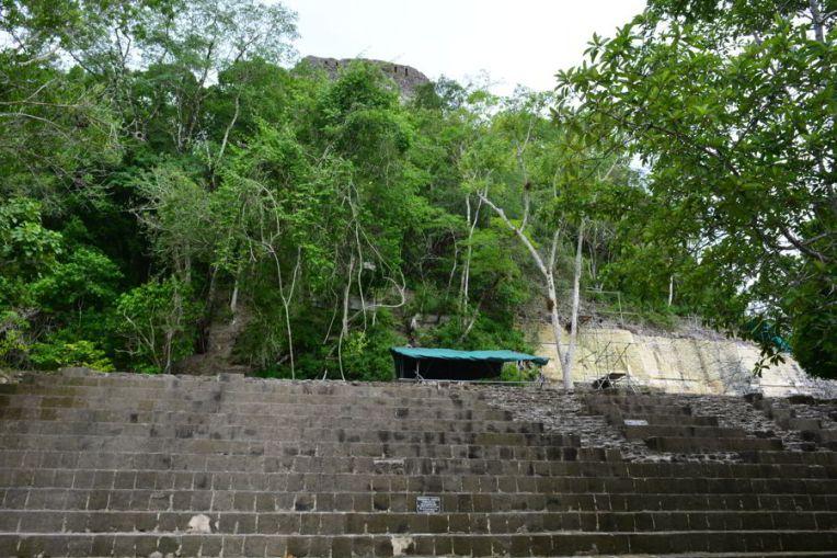 Templo IV, em Tikal