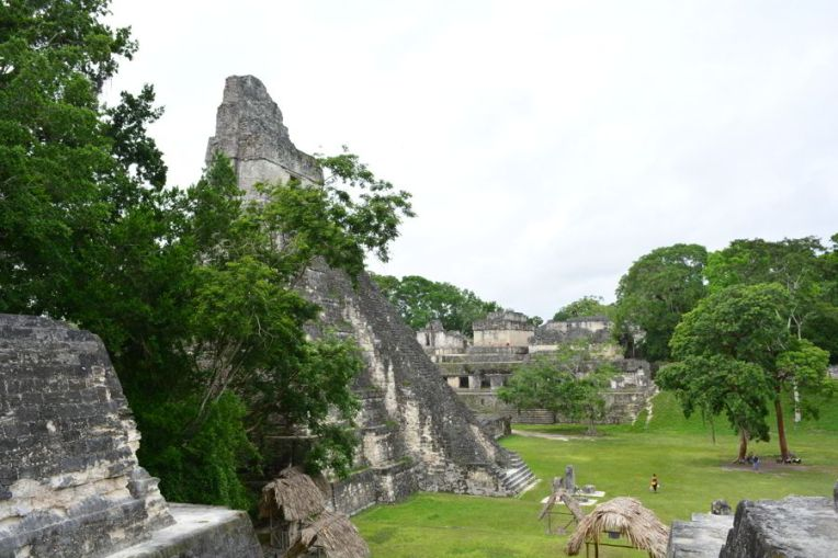 Ruínas de Tikal, Guatemala