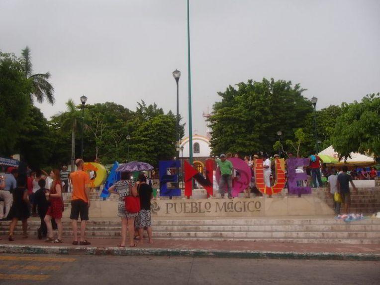 Centro de Palenque