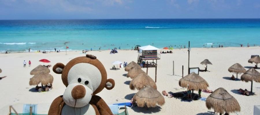Mucuvinha em Cancún