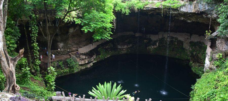 Cenote Zací