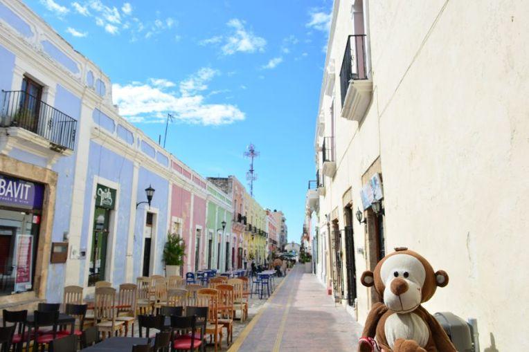 Mucuvinha em Campeche