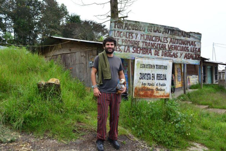 Oventic, território zapatista