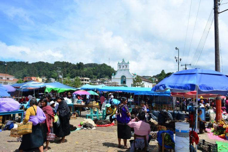 Feira de San Juan Chamula