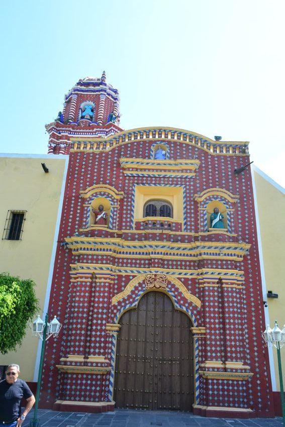 igreja Santa Maria Tonantzintla