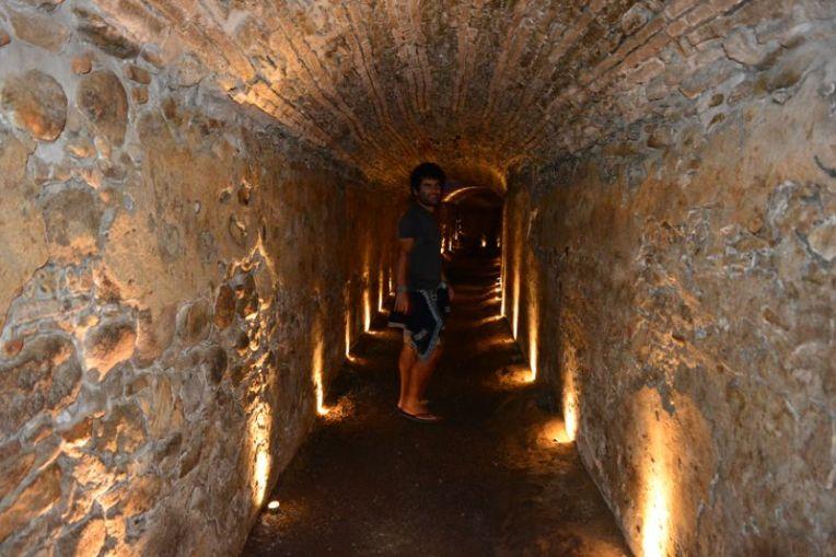 Túneis de Puebla