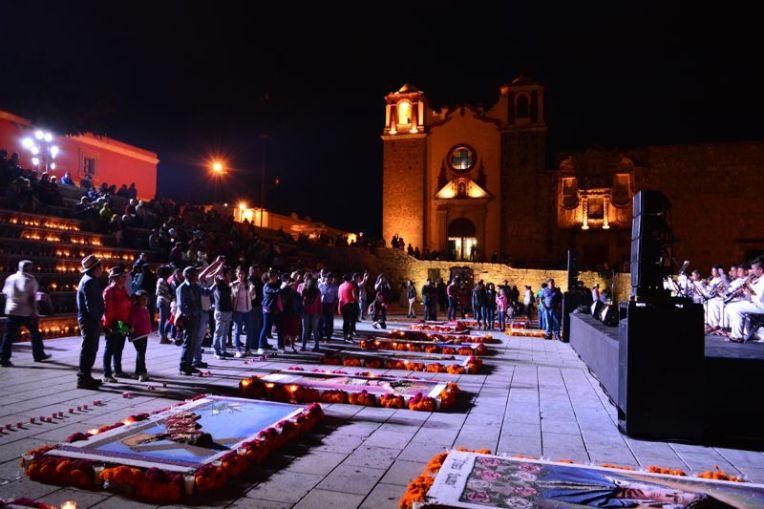 Dia dos Mortos, Oaxaca