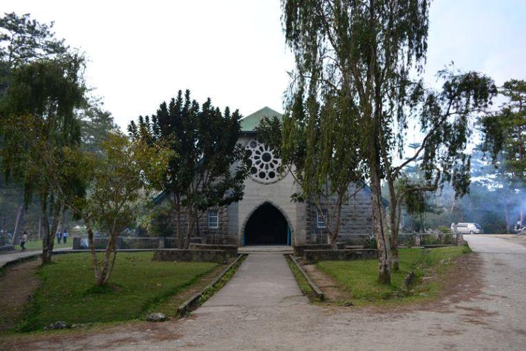 Igreja de Sagada