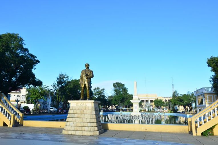 Plaza Salcedo, Vigan, Filipinas