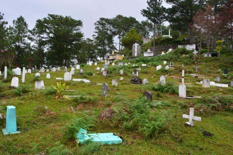 Cemitério de Sagada