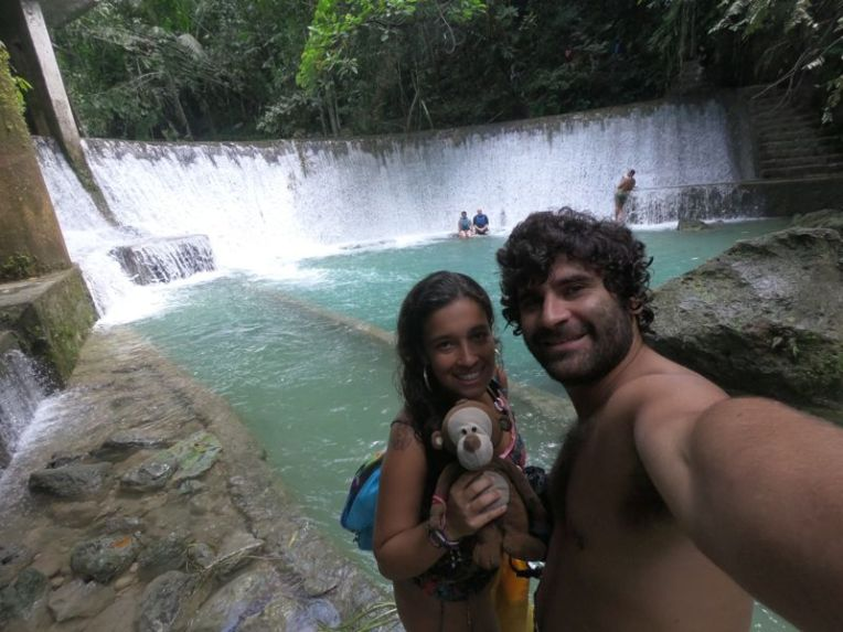 Cachoeiras de Kawasan