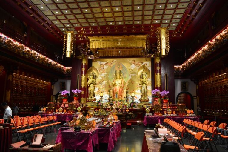 Templo do Dente do Buda