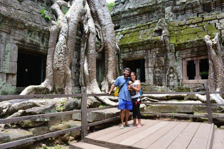 Templo de Ta Prohm, Angkor