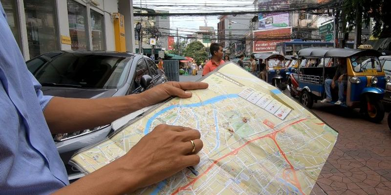 Golpes na Tailândia
