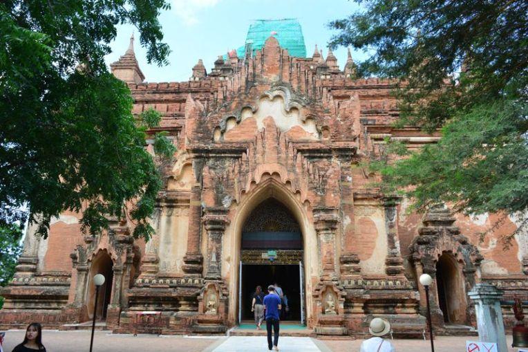 Htilominlo, Bagan