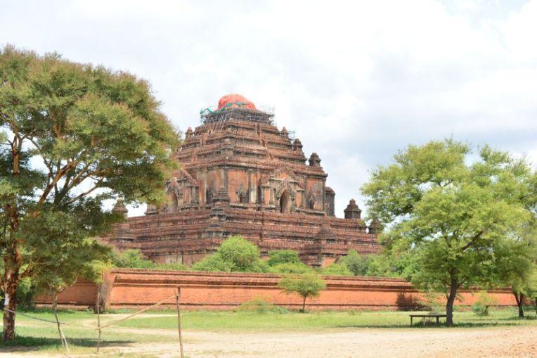 Templo Sulamani, Bagan