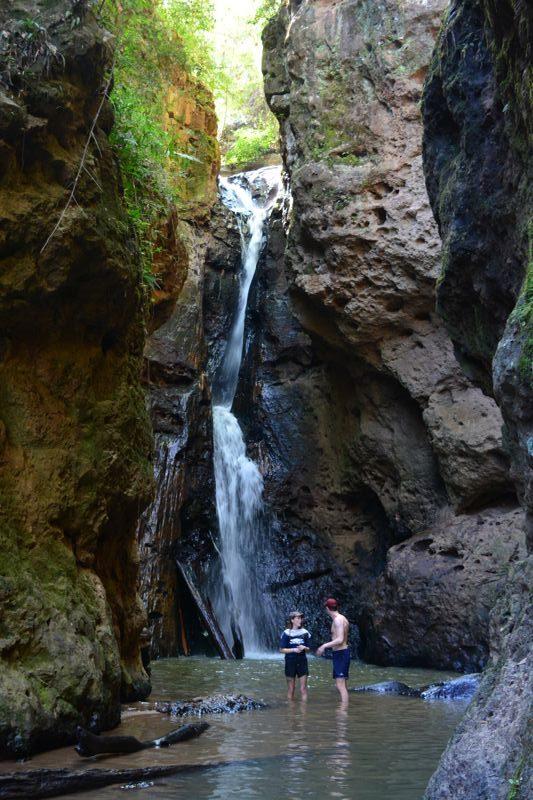 Cachoeira de Pam Bok