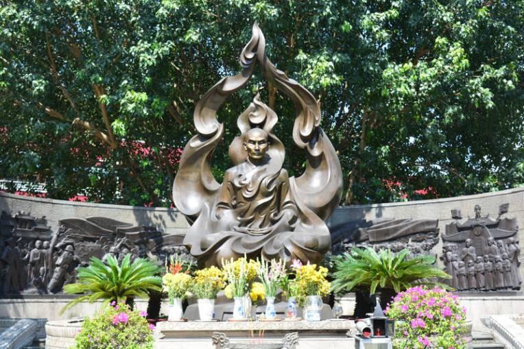 Estátua de Thích Quảng Đức