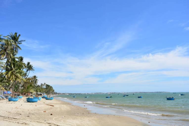 Praia de Mui Ne