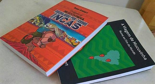 Livro A Viagem de Mucuvinha