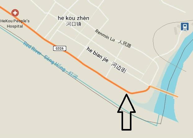Hekou, China