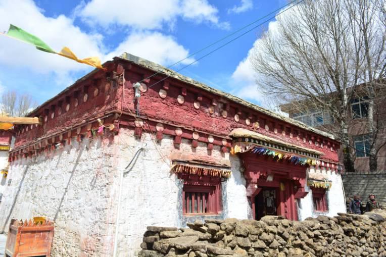 Viajando pelo Tibete chinês