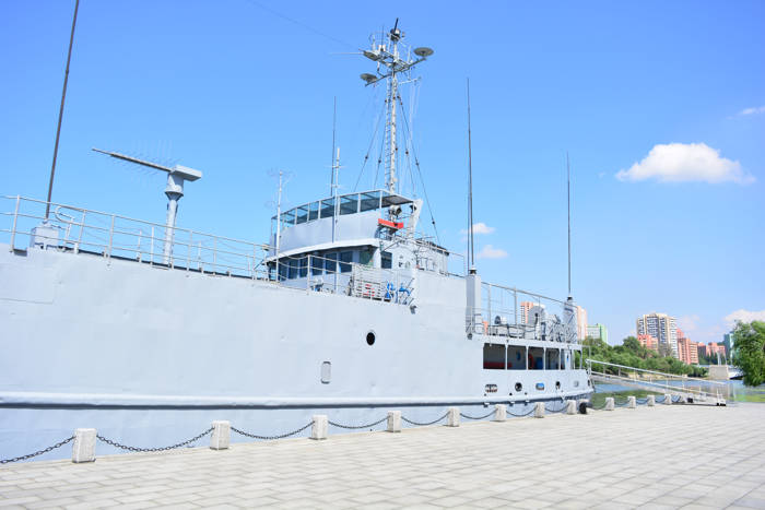 Coreia do Norte - USS Pueblo