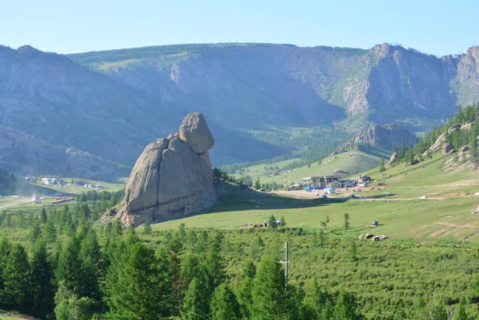 Parque Naconal Terelj - Ulan Bator, Mongólia