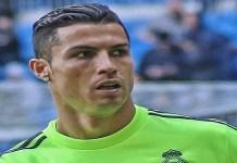 Top 10 atletas mais bem pagos do mundo - Cristiano Ronaldo