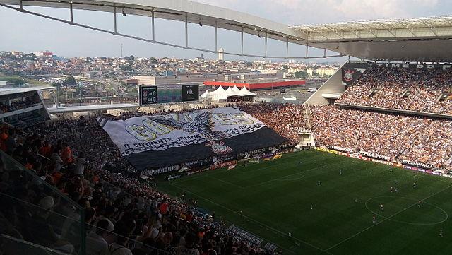 Top 10 maiores torcidas do Brasil - Corinthians