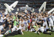 Top 10 clubes com mais títulos internacionais - Real Madrid