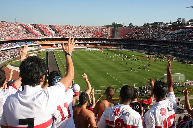 Top 10 clubes com mais títulos internacionais - São Paulo