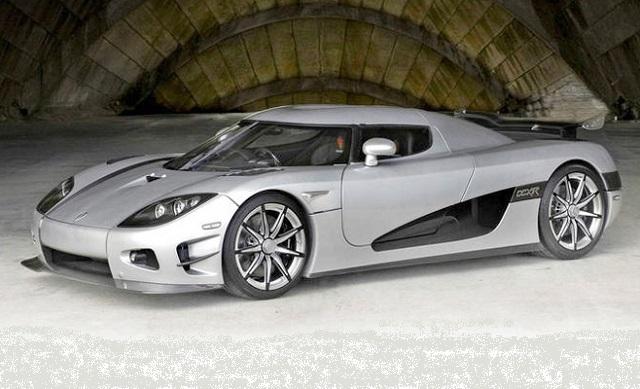 Top 10 carros mais caros do mundo - Koenigsegg CCXR Trevita