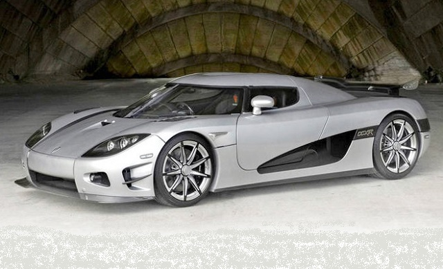 Top 10 carros mais caros do mundo - Koenigsegg CCXR Trevita