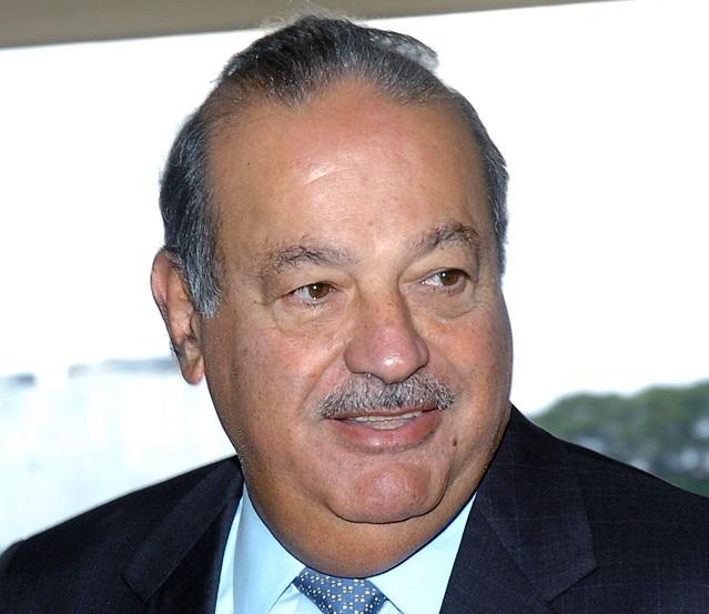 Top 10 homens mais ricos do mundo - Carlos Slim Helu