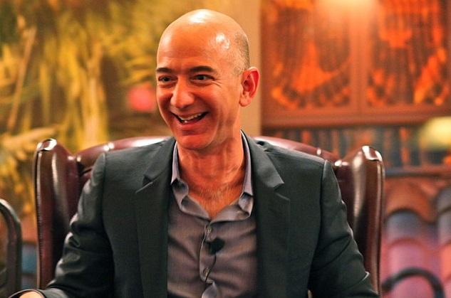 Quem é o homem mais rico do mundo - Jeff Bezos