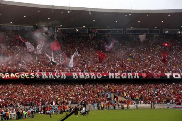 Top 10 maiores torcidas do Brasil - Flamengo