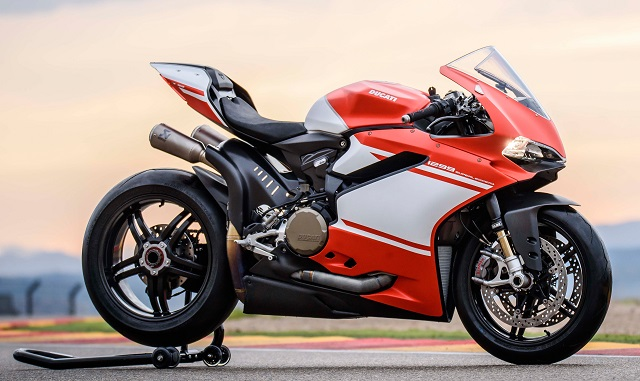 Top 10 motos mais caras do Brasil - Ducati 1299 Superleggera