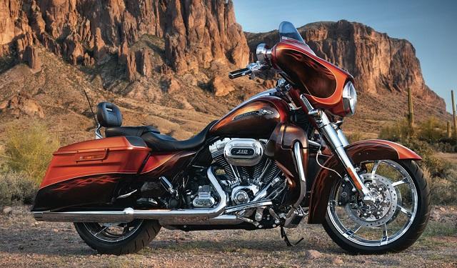 Top 10 motos mais caras do Brasil - Harley-Davidson CVO Street Glide