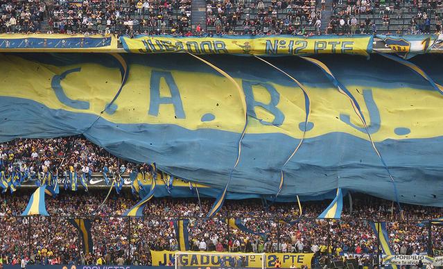 Top 10 clubes com mais títulos da Libertadores - Boca Juniors