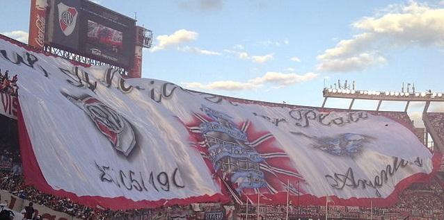 Top 10 clubes com mais títulos da Libertadores - River Plate