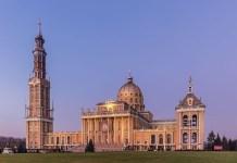 Top 10 maiores templos cristãos do mundo - Basílica de Nossa Senhora de Lichén