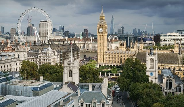 Top 10 países mais ricos do mundo - Reino Unido